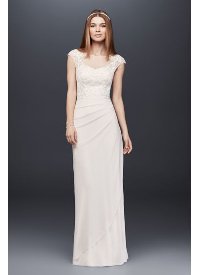 wedding dresses with short sleeves white by vera wang sleeve lace wedding dress style 9435