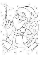 Ζωγραφιές με τον Άγιο Βασίλη | Larissakid-Ζωγραφιές.gr - Τα πάντα για το παιδί στη Λάρισα