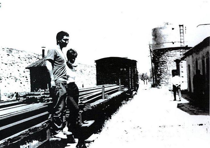 Ferrocarril Utrillas Zaragoza Ventas de Muniesa | por M.F.U.