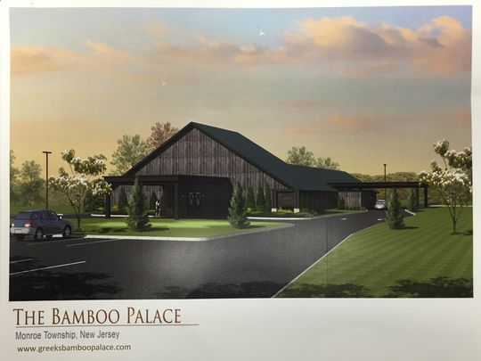 The Bamboo Palace will be located on the grounds of Greek's Playland and fund the inperpetuity of the nonprofit organization for the disabled and disadvantaged. (Photo: Cheryl Makin/Staff)