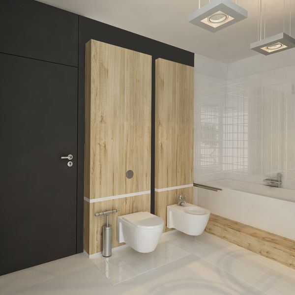 apartments in Cracow by monika rogusz, via Behance
