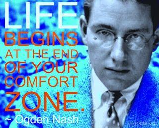 A biography of humorist fredric ogden nash