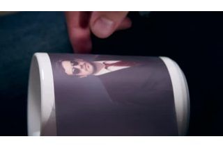 """A personalized photo mug is a wonderful way to make someone feel special. You can honor a wonderful grandfather with a photo mug of his grand kids, give your spouse a reminder of your wedding or give your child's teacher a mug with all the kids """"mugs"""" on it. A photo mug captures a moment, to be cherished forever. Here's how to make one."""