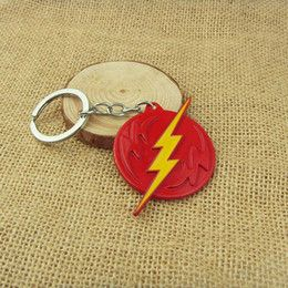 FLASH rounded key chains