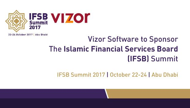 Vizor Software to Sponsor the Islamic Financial Services Board (IFSB) 2017 Summit