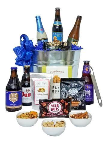 Belgian Beer Gift Basket