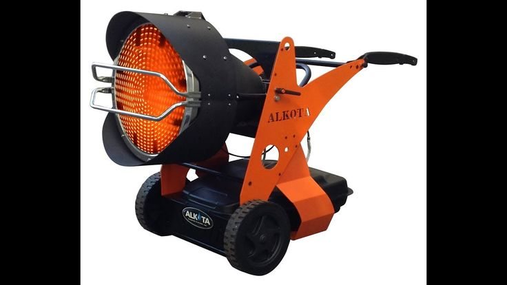 Alkota RH150 Radiant Heater