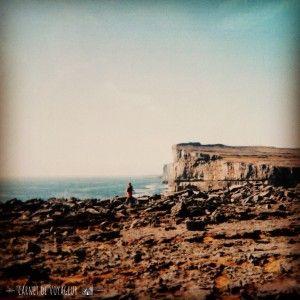 Les îles d'Aran, Inis Mor, Irlande
