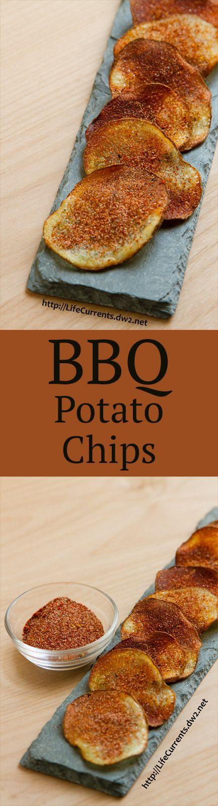 BBQ Potato Chips - Life Currents