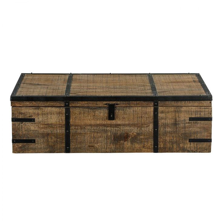 Lexington Trunk/Coffee Table - Trunks & Boxes - Home Office & Storage