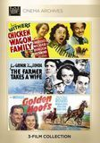 Jane Withers 3-Film Collection [3 Discs] [DVD]