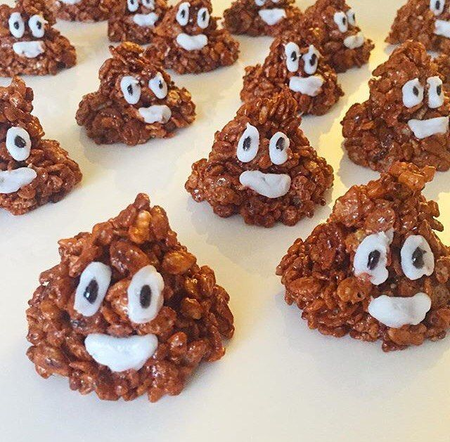 Love these rice crispy  @mister_krisp can practically make anything from rice crispy!!! So awesome!
