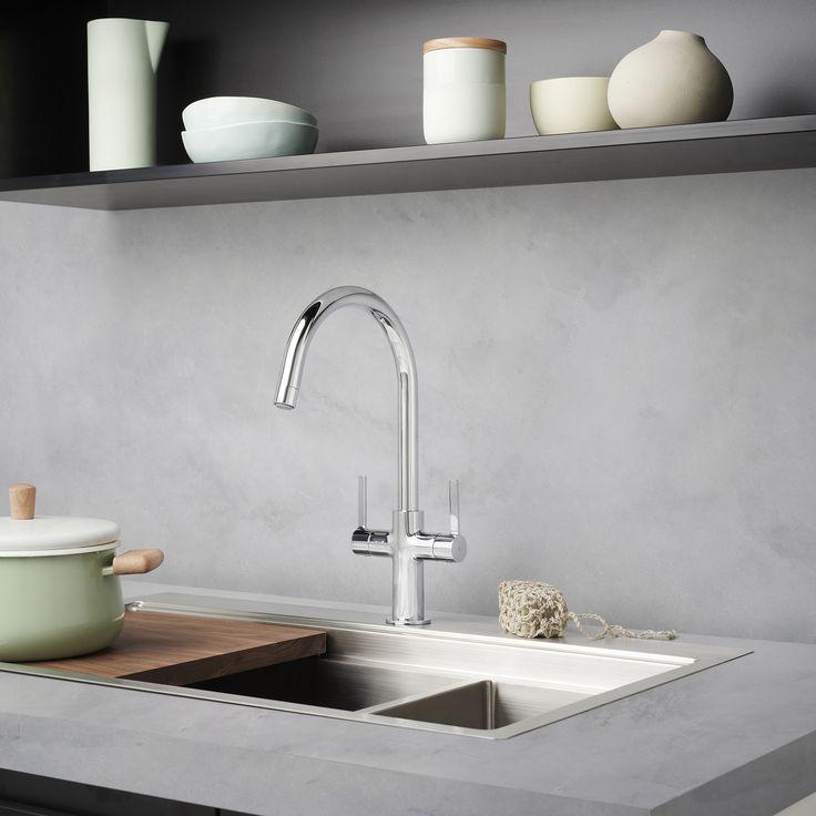 dorf madi sink mixer dorf dorfstyle design kitchen kitchensink kitchentap - Kitchen Sink Mixers