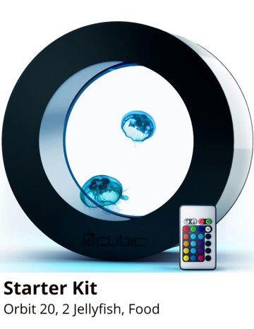 cubic-orbit-20-desktop-jellyfish-tank-starter-kit
