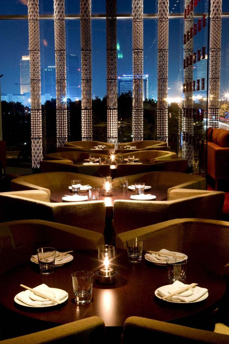 Zuma restaurant dubai spaces and places pinterest