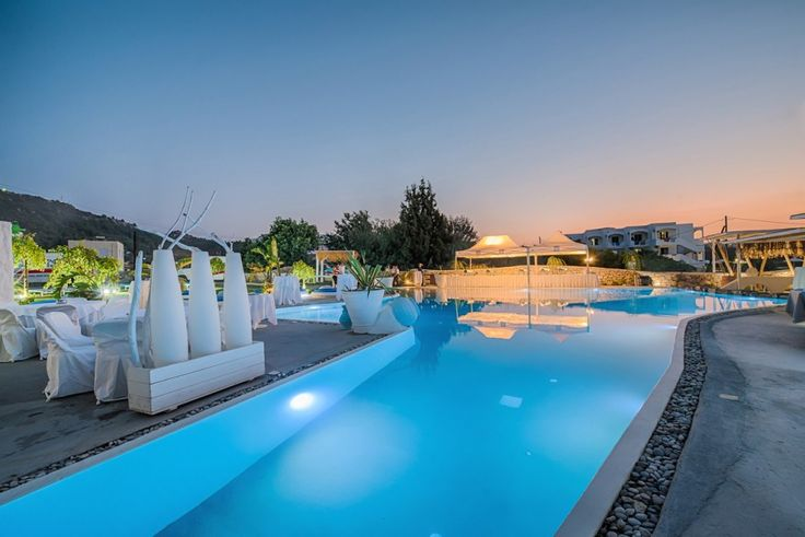 Kouros Exclusive, Rhodes | Relax by the pool