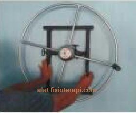 Shoulder wheel, alat untuk latihan bahu, bisa untuk stroke, atau frozen shoulder