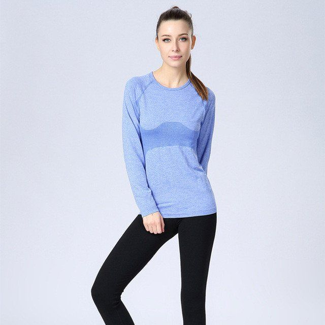 Yoga Long Sleeves – Asanas Outfitters