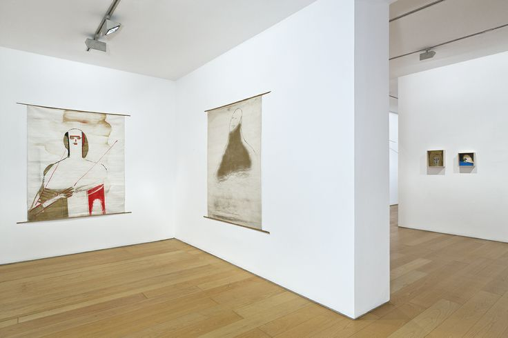 Bernier/Eliades Gallery | Marisa Merz | 2013 | Installation view | Photo by Boris Kirpotin