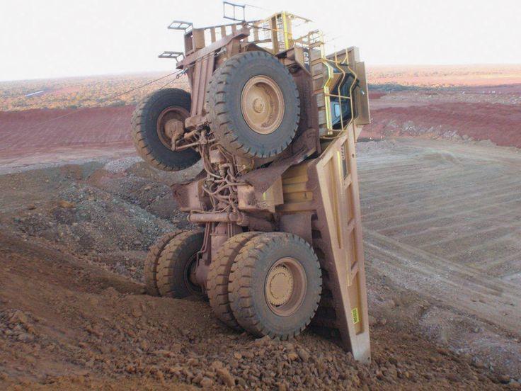 Heavy Machinery Wheel Stand. Everybody loves popping wheelies!