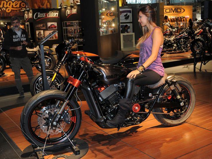 Foto Harley-Davidson Harley-Davidson 500 e 750, rivoluzione low cost. Video