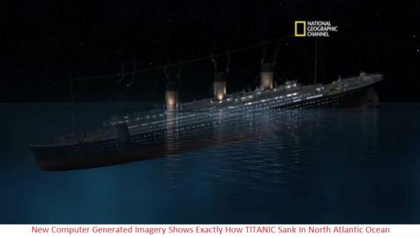 New Computer Generated Imagery Shows Exactly How Titanic Sank In North Atlantic Ocean In 1912 - New Computer Generated Imagery Shows Exactly How Titanic Sank In North Atlantic Ocean In 1912 - Titanic sank on 15 April in 1912 in North Atlantic Ocean after hitting an iceberg. The main criminal for this tragic incident was an iceberg. However, James Cameron tried to bring the exact incident through his blockbuster movie Titanic. In that movie, the explorer used a computer generated imagery…