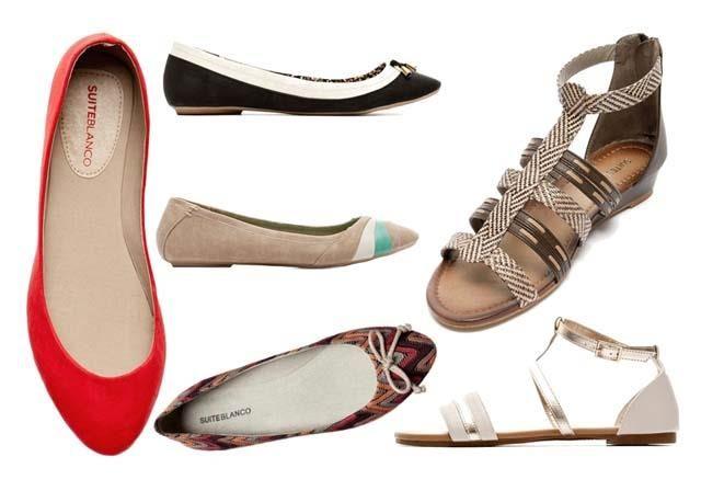 Испанская женская обувь весна лето