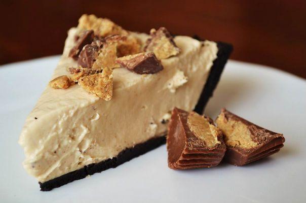 Peanut Butter Yogurt Pie