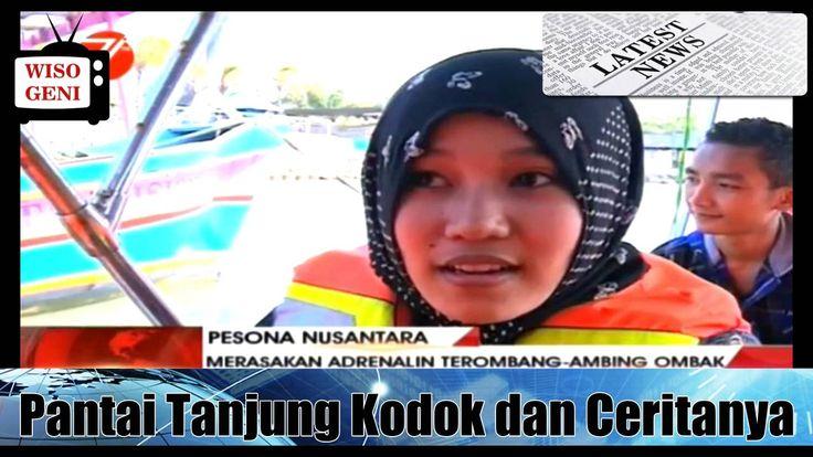 Pantai Tanjung Kodok dan Cerita-Ceritanya