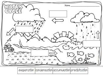water cycle and weather unit    followpics.co