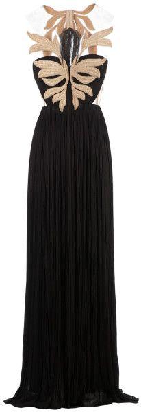 Maria Lucia Hohan Fatima Dress in Black - Lyst  jaglady