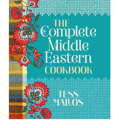 Middle Eastern cook book