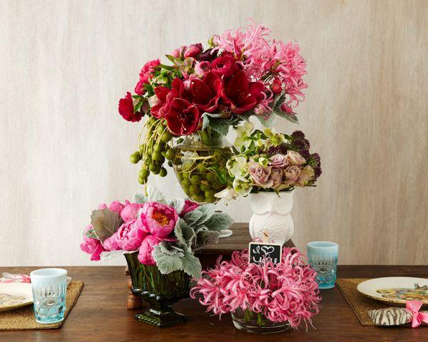 Valentine s day flower guide floral arrangements