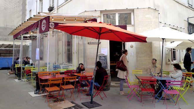 L'Estaminet des Enfants Rouges | 39 rue de Bretagne 3e | Paris