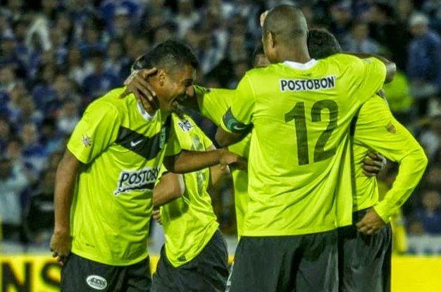 Nacional le ganó 0-1 a Once Caldas.