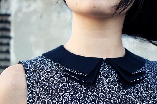 Roxanne Blouse by yuzukat | Project | Sewing / Shirts, Tanks, & Tops | Kollabora