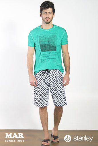Coleção Mar - Summer 2014 da Stanley