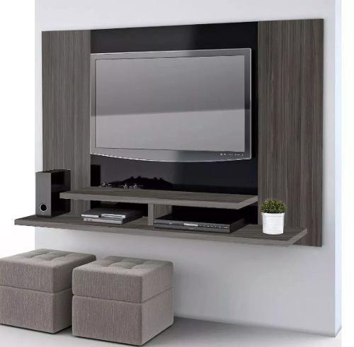 11 Mueble para tv gris