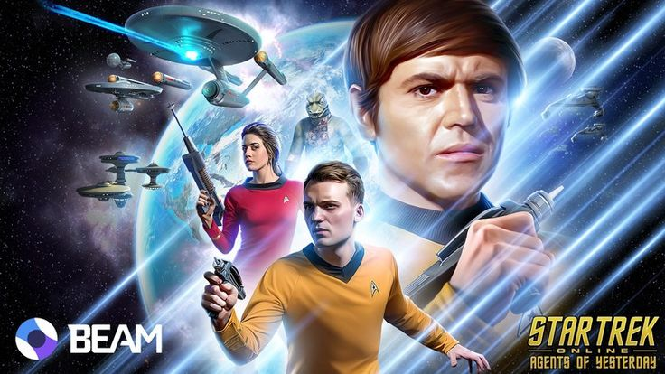 Watch and win as we livestream Star Trek Online: Agents of Yesterday tonight on Beam