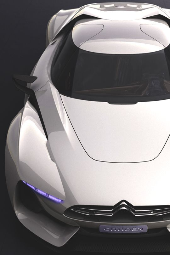 "vividessentials: "" GT by Citroën Concept (2008)   vividessentials """