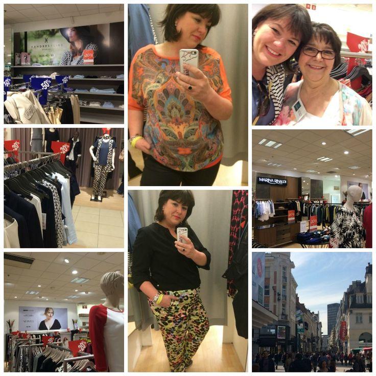 Inno, Brussel, Verpass, grote maten mode