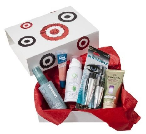 The Target Beauty Box is back for Spring! Get all these items for only $5 right now. Limited quantities.