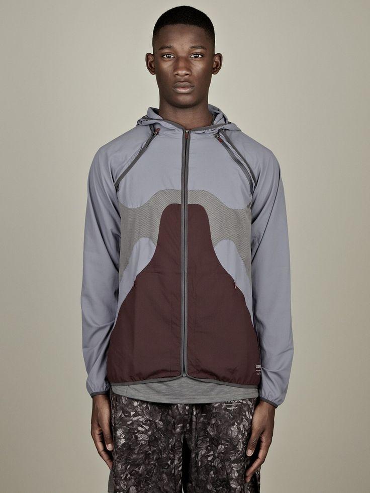 Nike Gyakusou Mens Convertible Jacket in Blue for Men