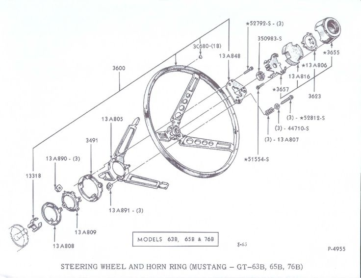 66 Ford Steering Wheel Wiring Diagram Free Picture