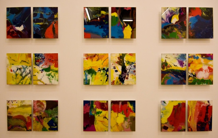We Heart New York: Gerhard Richter at Marian Goodman