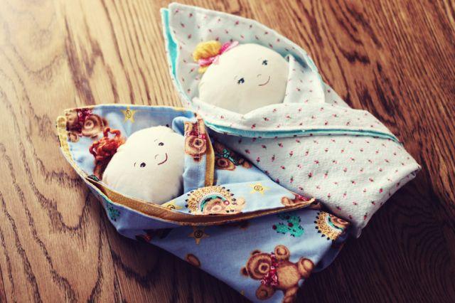 BeccaMarie Designs: Swaddle Babies
