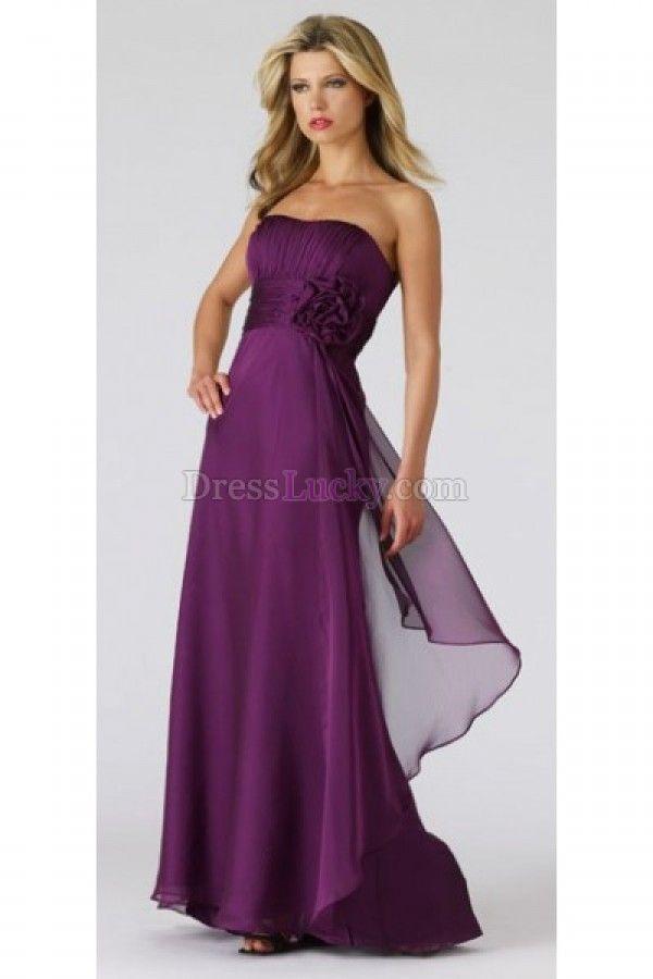 72 best Purple Events Dress images on Pinterest | Gray bridesmaids ...