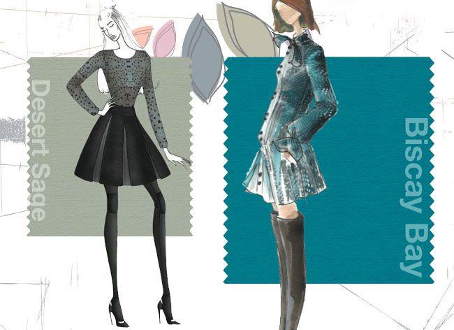 Attendu par tous les acteurs de la mode et du design, Pantone vient de présenter sa sélection saisonnière des couleurs tendance de l'automne hiver 2015 2016 qui sera plus que jamais baignée d'une douce volupté.  Le Marsala pour finir l'année Cette chaleureuse nouvelle palette de