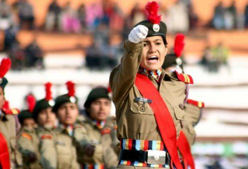 National Cadet Corps - NCC Song Lyrics   Proud to be Indian