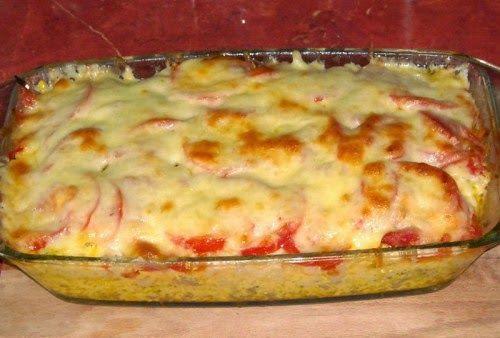 TutiReceptek és hasznos cikkek oldala: Varázslatos rakott karfiol – kolbászos sajtos csoda, fantasztikus ízű étel!
